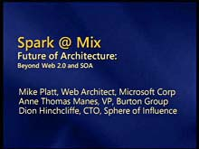 SPARK @ Mix: Workshop Discussion