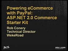 Powering E-Commerce with PayPal
