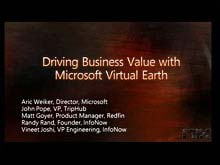 Building a Real, Money-Making Business Application Using Microsoft Virtual Earth