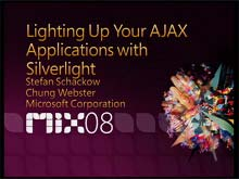 Lighting Up Your AJAX Applications with Silverlight