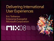 Delivering International User Experience