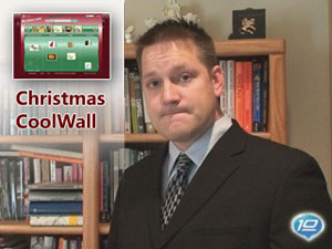 Christmas CoolWall