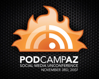 this one time at Podcamp...
