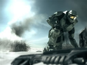 Halo 3 Commercial up on Xbox Marketplace