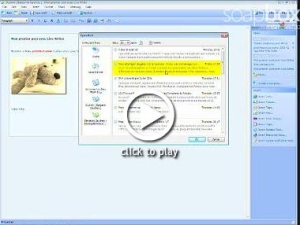 Screencast : Windows Live Writer
