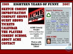 Acme Theatre in Los Angeles goes global via the internet