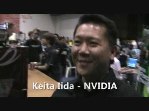 GO3 07 - Keita Iida talks NVIDIA, SLI and Direct X 10
