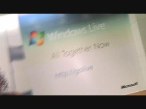 Windows Live avec Laurent VERNHES