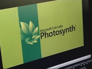Photosynth: A global 3D world on your PC!