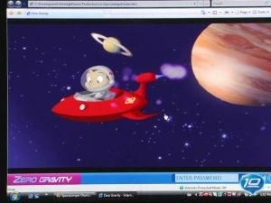 Zero Gravity: Silverlight based puzzle game