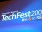 Microsoft TechFest 2007 Wrap-up