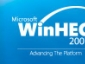 WinHEC 2007 has begun