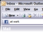 Update your Facebook status from Outlook with FBLook