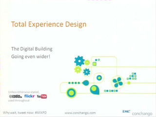 Using Total Experience Design to Transform the Digital Building