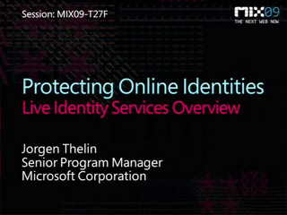 Protecting Online Identities