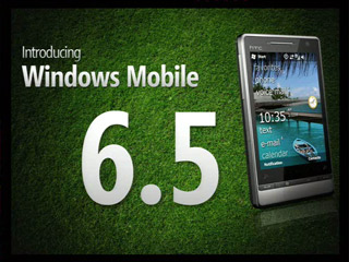Windows Mobile 6.5 Overview