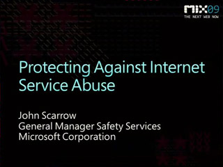Protecting Against Internet Service Abuse