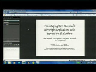 Prototyping Rich Microsoft Silverlight Applications with Expression SketchFlow