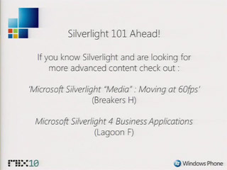 An Introduction to Developing Applications for Microsoft Silverlight