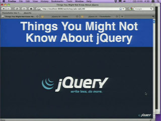 How jQuery Makes Hard Things Simple