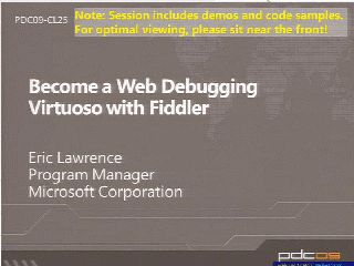 Become a Web Debugging Virtuoso with Fiddler