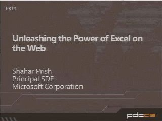 Unleashing the Power of Excel on the Web