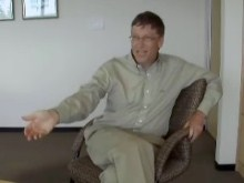 Bill Gates - A short chat with Microsoft's Chief Software Architect