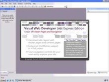ASP.NET HOW DO I Video Series: Master Pages and Site Navigation