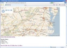 Mashup 101: Virtual Earth Map Control and AJAX (Part I)