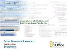 Accessing Server-side Workbooks and Excel Services through Web Services