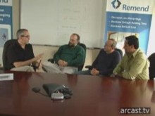 ARCast.TV - SaaS @ Work - Remend Architecture Drilldown on Workflow and Services