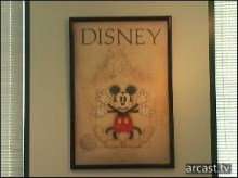 ARCast.TV - Exploring Disney Studios with Steve Davis