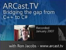 ARCast.TV - Bridging The Gap from C++ to C#