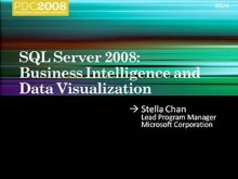 SQL Server 2008: Business Intelligence and Data Visualization