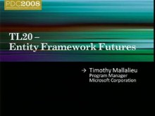 Entity Framework Futures