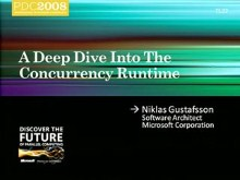 Concurrency Runtime Deep Dive: How to Harvest Multicore Computing Resources