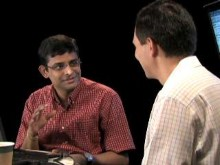 The Dynamics Duo talk about CRM and WPF