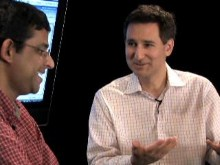 The Dynamics Duo talk about CRM and Silverlight