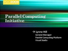 Parallel Symposium: Addressing the Hard Problems with Concurrency