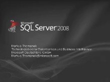 Data Profiling mit SQL Server Integration Services 2008