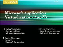 Microsoft Application Virtualization 4.5