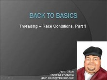 Back To Basics - Race Conditions, Part 1