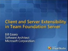 Client and Server Extensiblity in Team Foundation