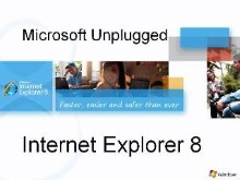 MSNZ Unplugged IE8 With Matt Heller