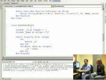 Lucian Wischik and Lisa Feigenbaum: What's new in Visual Basic 10
