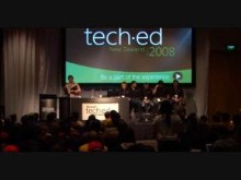 Tech.Ed New Zealand - Web Panel Discussion