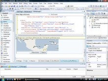 VE Codeclip - Integration von Virtual Earth auf einer ASP.NET-Seite mit Windows Live Tools CTP