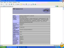 Como instalar PHP en Windows XP