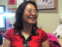 Xin Wang: Science Fiction, Artificial Intelligence and Search