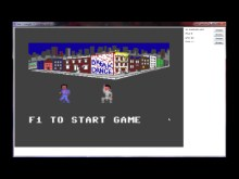Honorable Mention - MIX09 Show Off Contest - Silverlight Commodore 64 Emulator